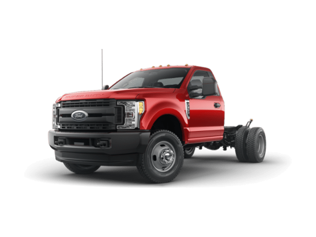 New 2019 Ford Chassis Cab F-350 XL Commercial-truck For Sale/Lease Salem, NH